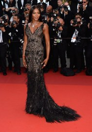 Naomi Campbell, Cannes 2017