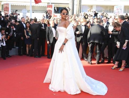 Rihanna, Cannes 2017