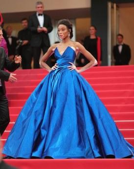 Winnie Harlow, Cannes 2017